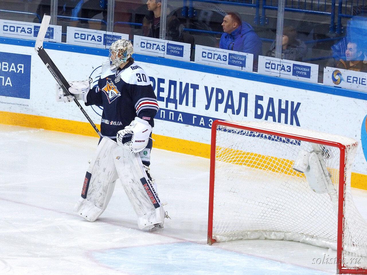 54 Металлург - Динамо 27.12.2017