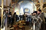 23 февраля. Пятница первой седмицы Великого поста в Успенском кафедральном соборе города Иваново