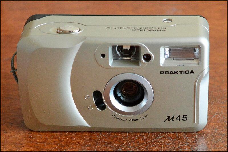PRAKTICA M45