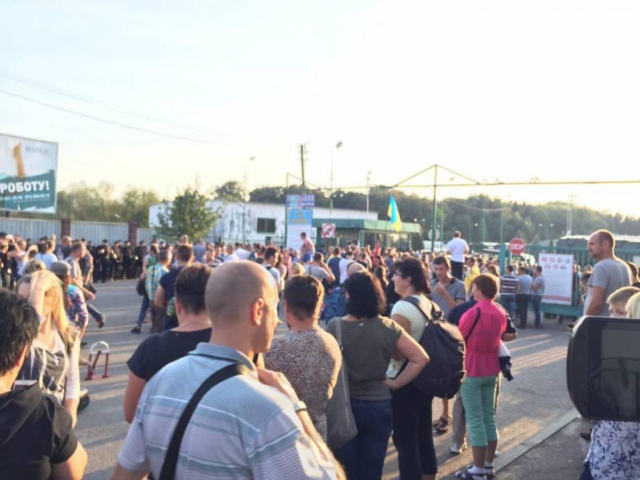 Саакашвили не прорывал границу в Шегинях состоялась эвакуация в условиях крайней необходимости – Деревянко (ВИДЕО) — РНС