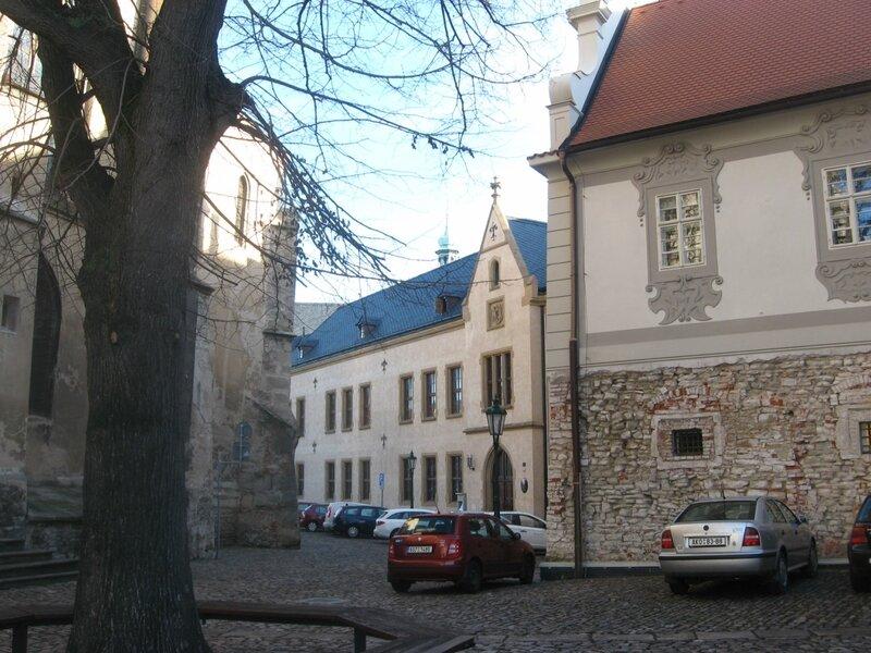 Kostel svatého Jakuba Staršího