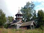 Часовня Николая Чудотворца в Тамбицах.