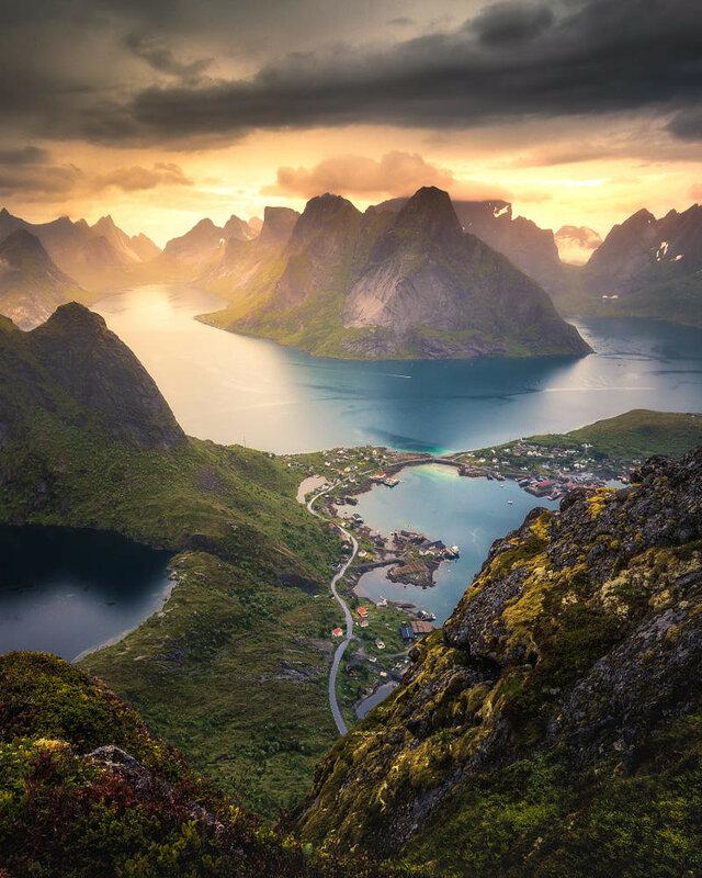 0 179a14 72aca747 XL - Рай на земле - красивейшие уголки света