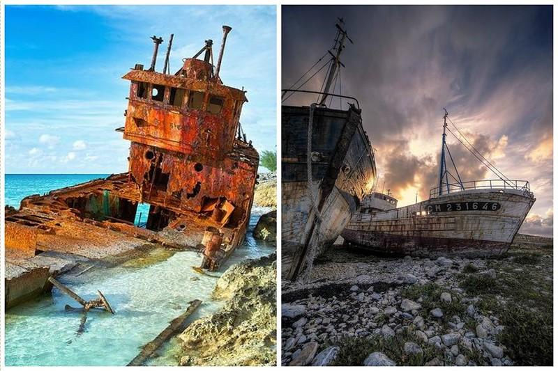 0 182c00 3ce3d6ea orig - На мели: фото брошенных кораблей