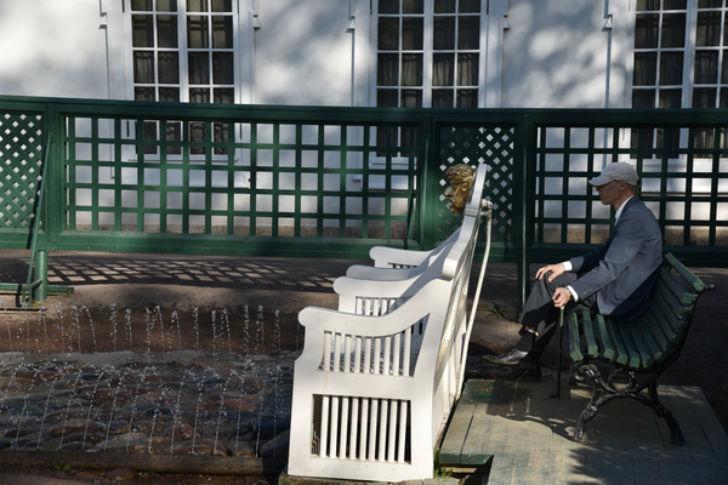 Раскрыта тайна одного из фонтанов Петергофа (4 фото)