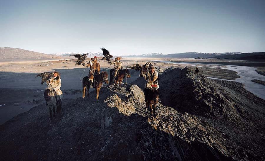 16. Станьте воином Чингисхана — Монголия Племена Монголии всегда были кочевническими, даже во времен