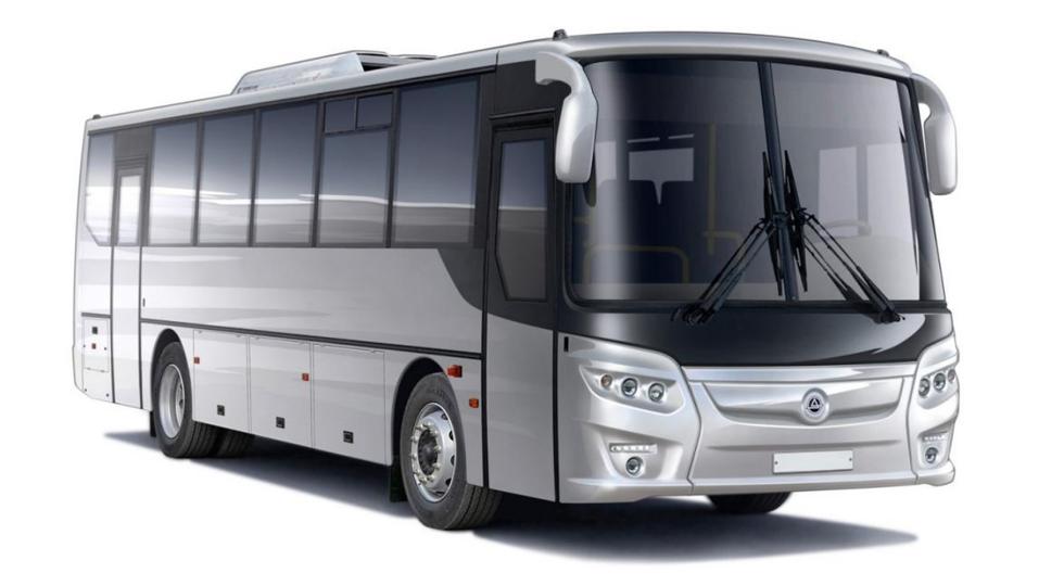 Автобус КАВЗ-4238 обновят в следующем году (3 фото)