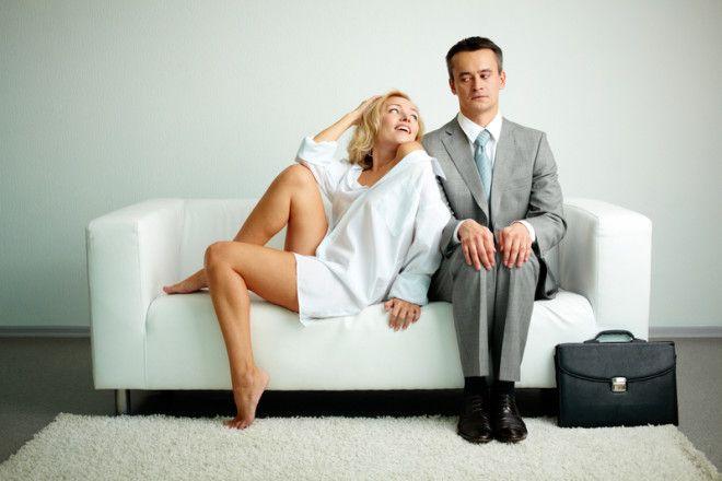 Мужчины терпеть не могут, когда женщины дразнят их сексом, заранее зная, что сегод