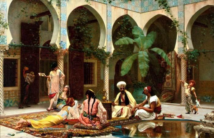 Кавказские князья желали, чтобы их дочери оказались в османском гареме султана и вышли за него замуж