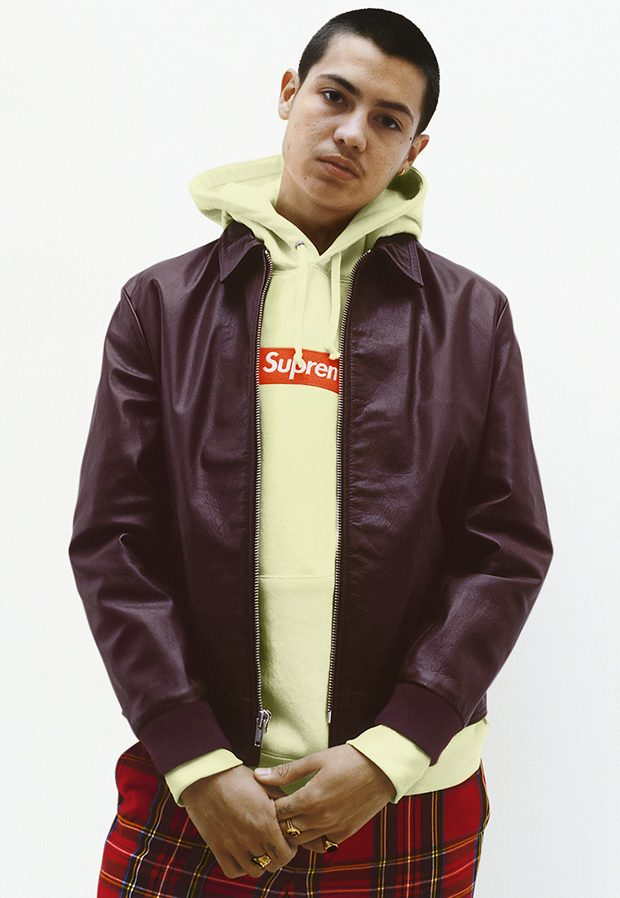 Supreme Fall Winter 2017 Collection