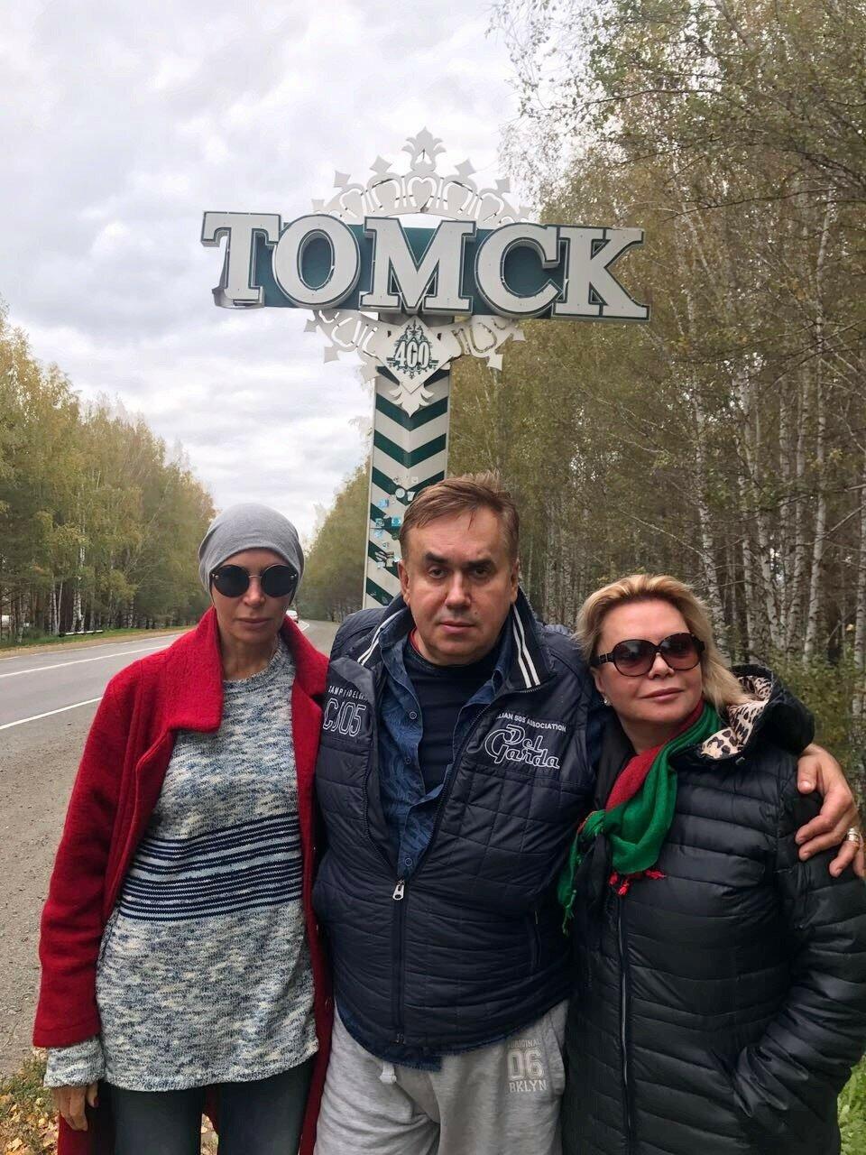 Томск, сентябрь 2017