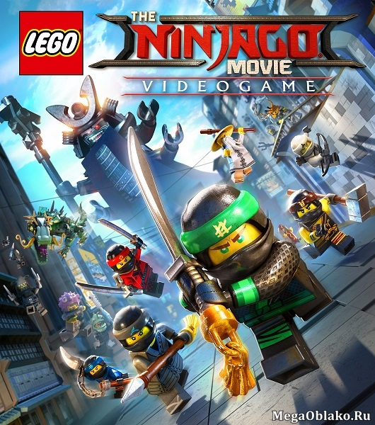 The LEGO NINJAGO Movie Video Game (2017) PC   RePack от xatab