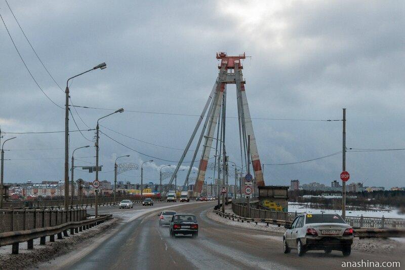 Октябрьский мост, Череповец
