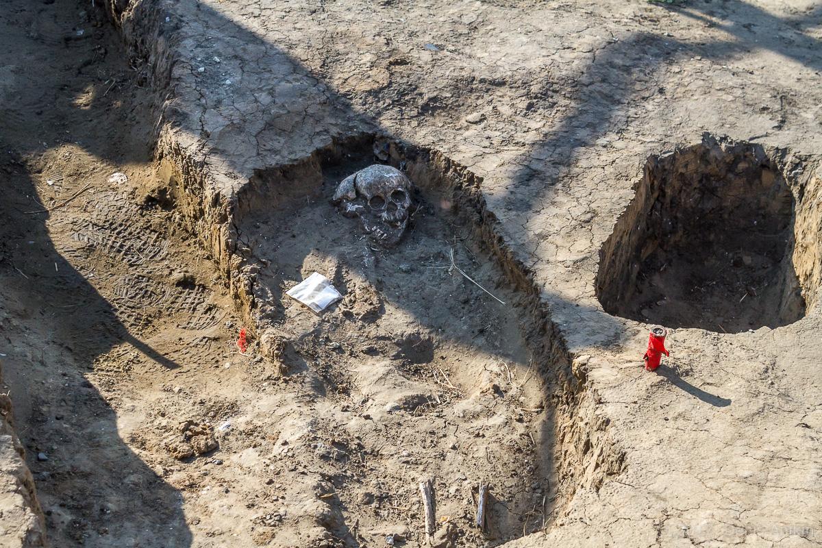 Археологическая площадка на Увеке фото 13