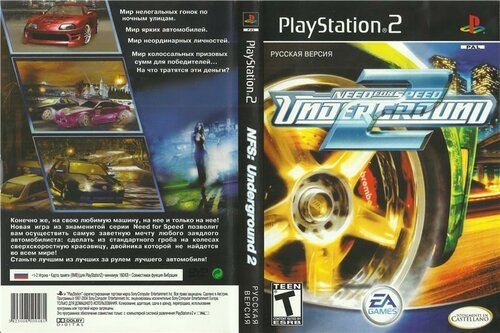 download game underground ps2 iso