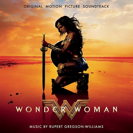 Wonder Woman / Чудо-женщина (2017) OST (саундтрек)