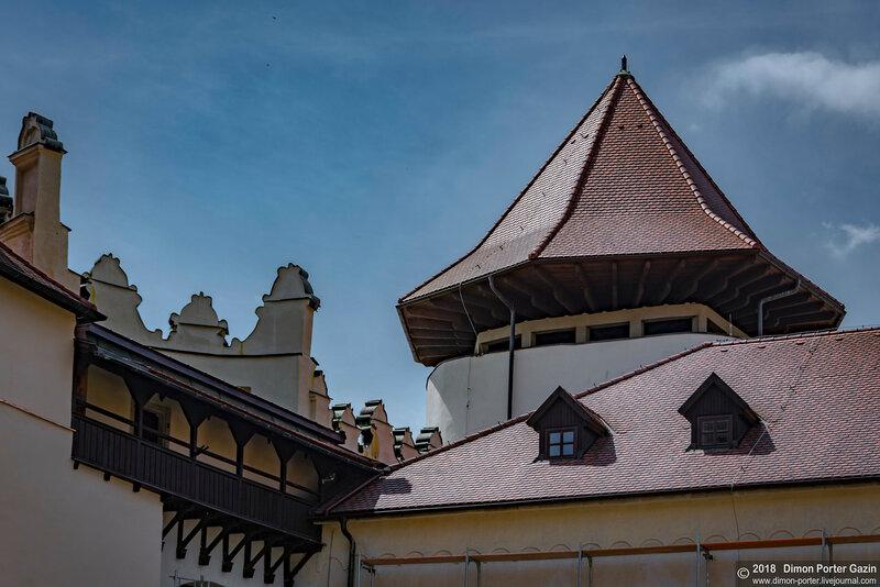 Кежмарок. Кежмарский замок