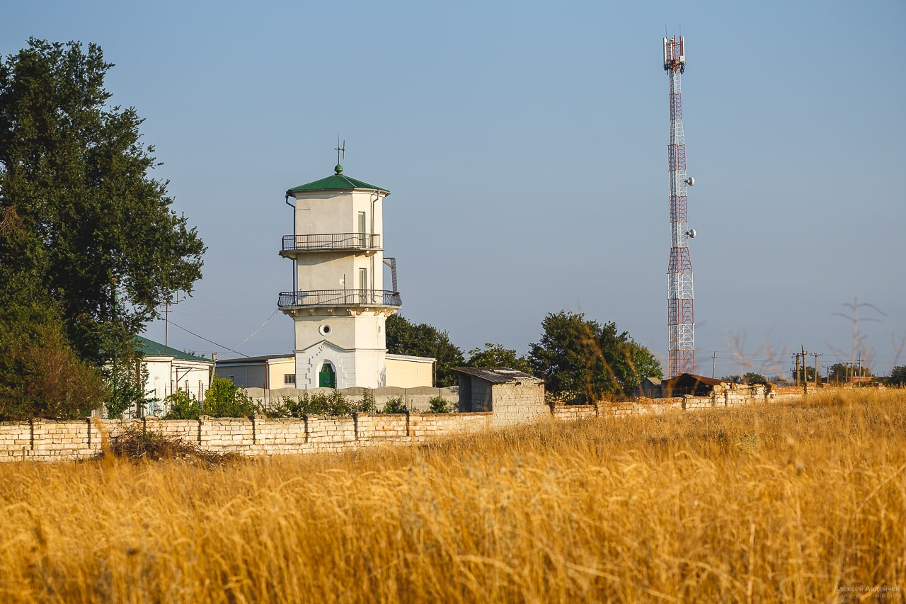 Бурунский маяк