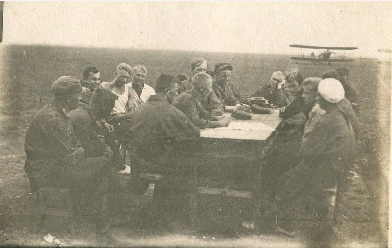 1936. Разбор полетов