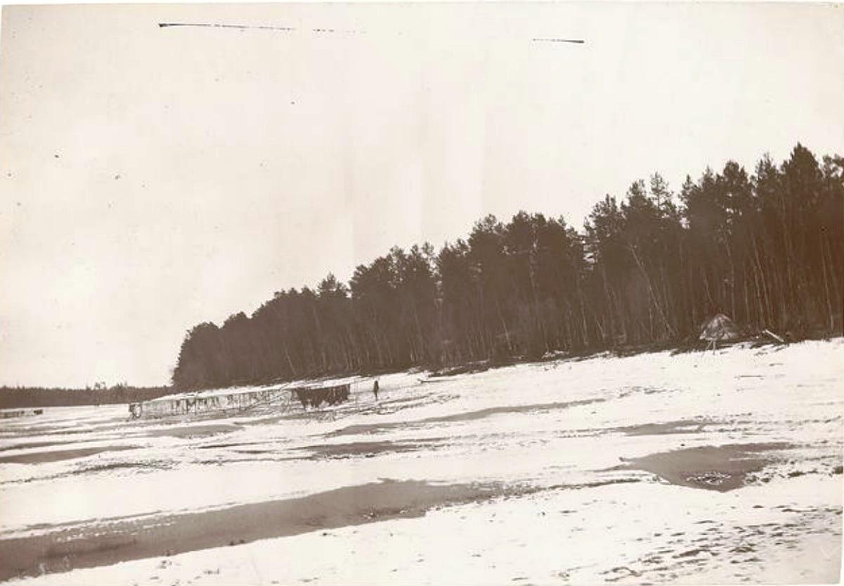 На реке Вах