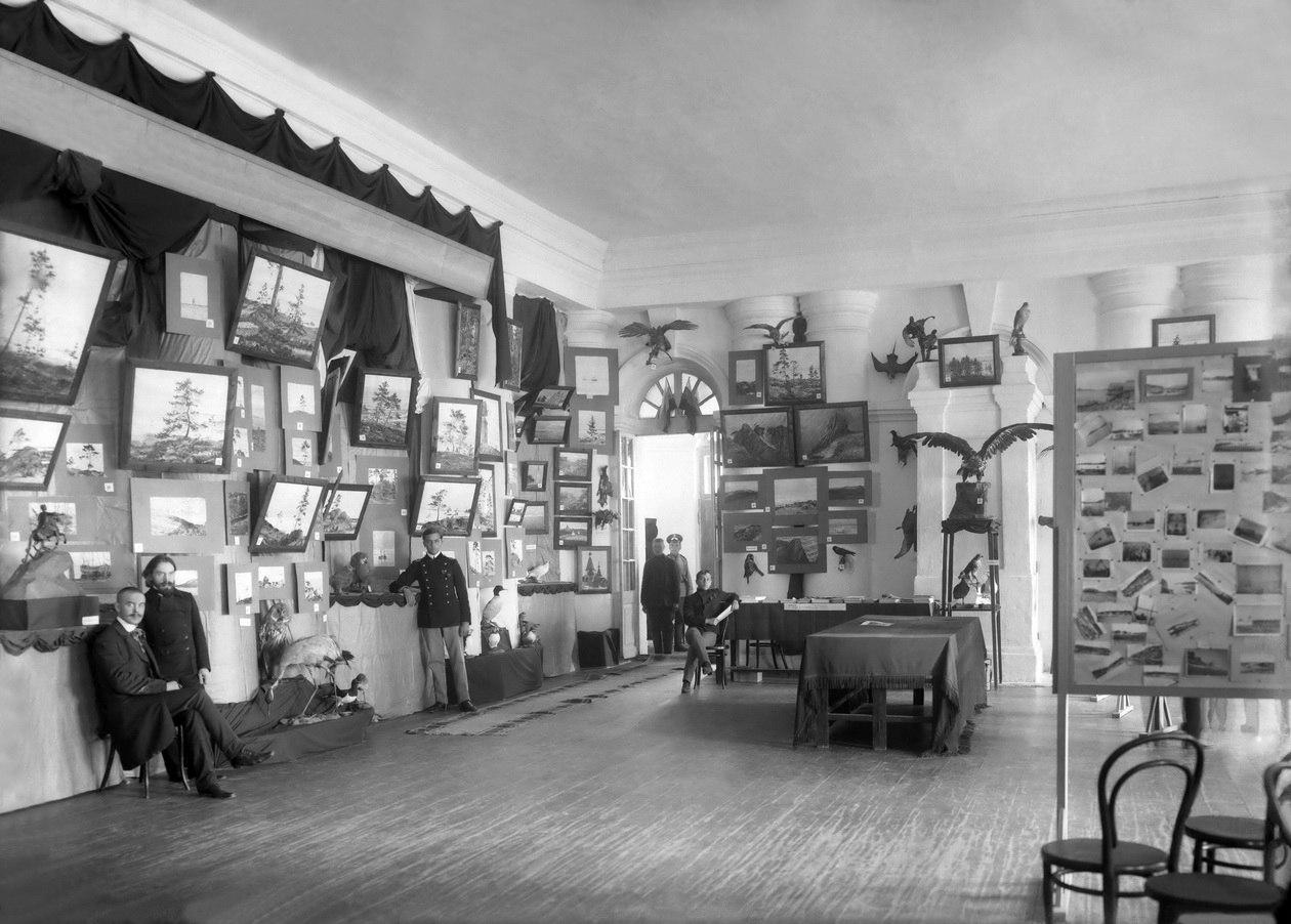 Выставка Общества изучения Русского Севера, 11 августа 1910