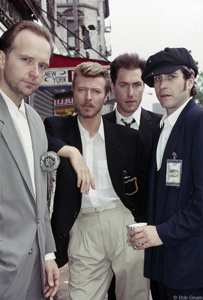 1989. «Tin Machine»