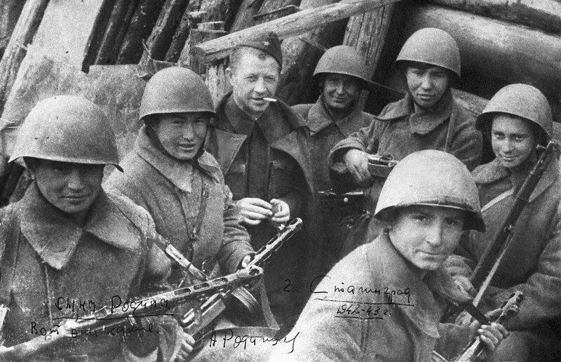 «Красная звезда», 15 апреля 1943 года, Сталинградская битва, сталинградская наука, битва за Сталинград
