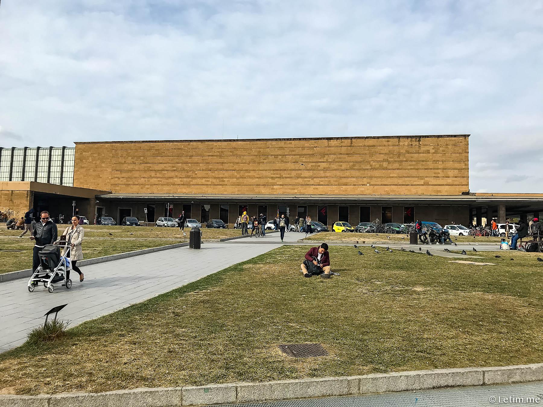 Вокзал Флоренции Санта-Мария-Навелла