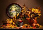 Осень – время мечтать и смотреть разноцветные сны...