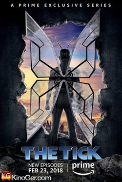 The Tick Staffel 01 (2016)
