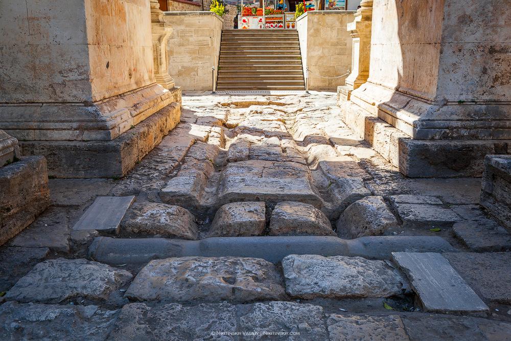 Анталья: Старый город