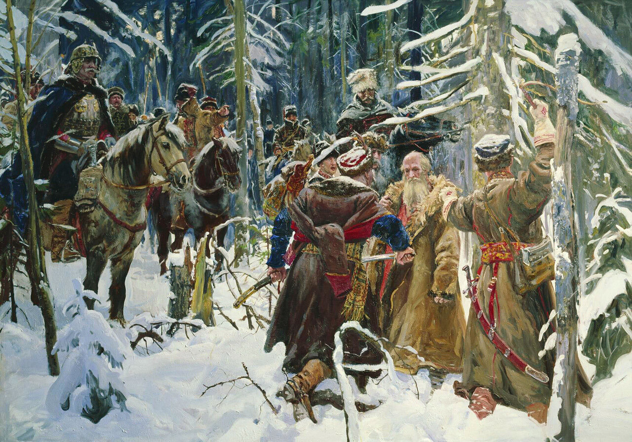 Иван Сусанин. 2002. Максим Фаюстов.jpg