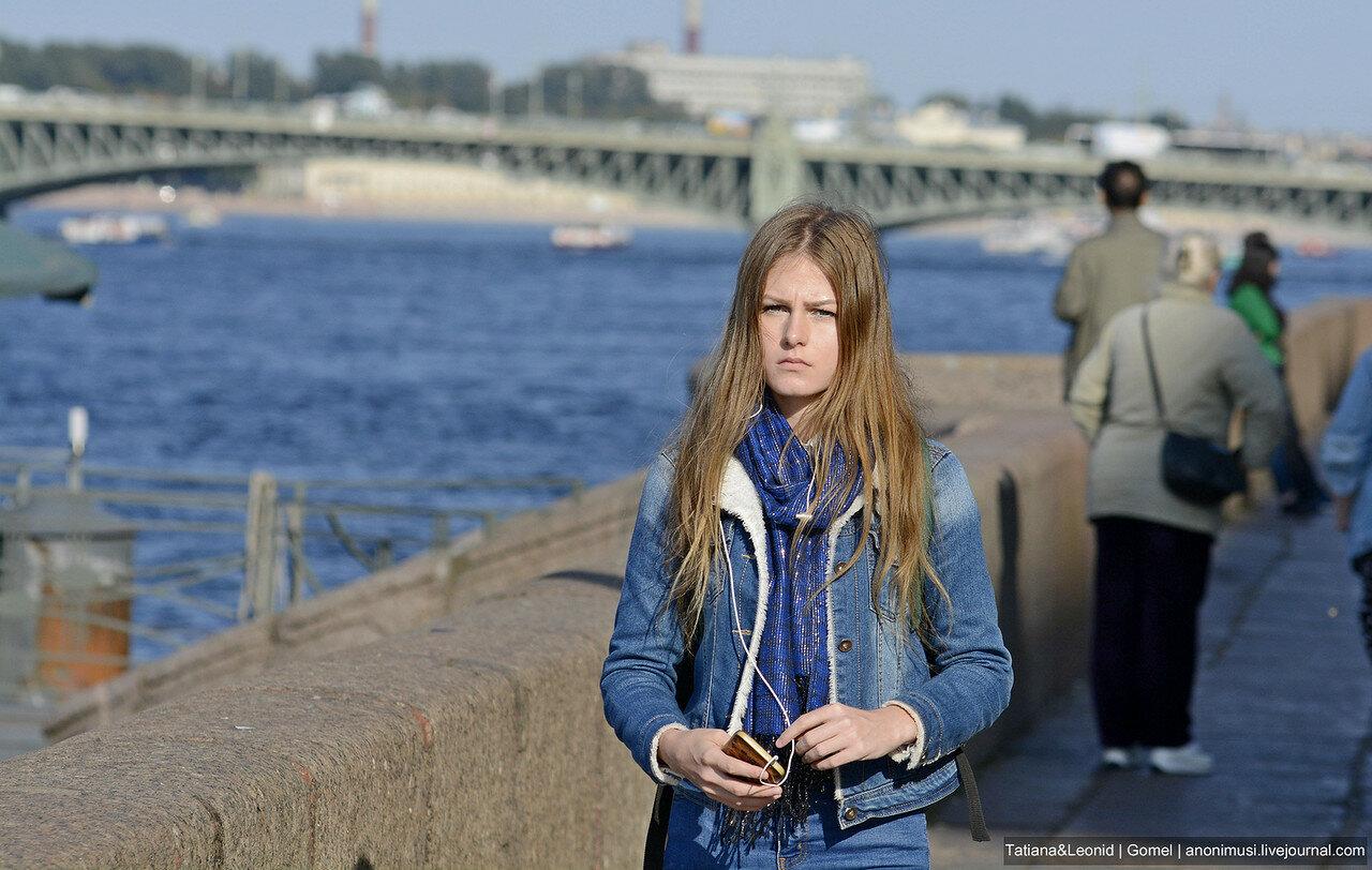Люди Санкт-Петербурга