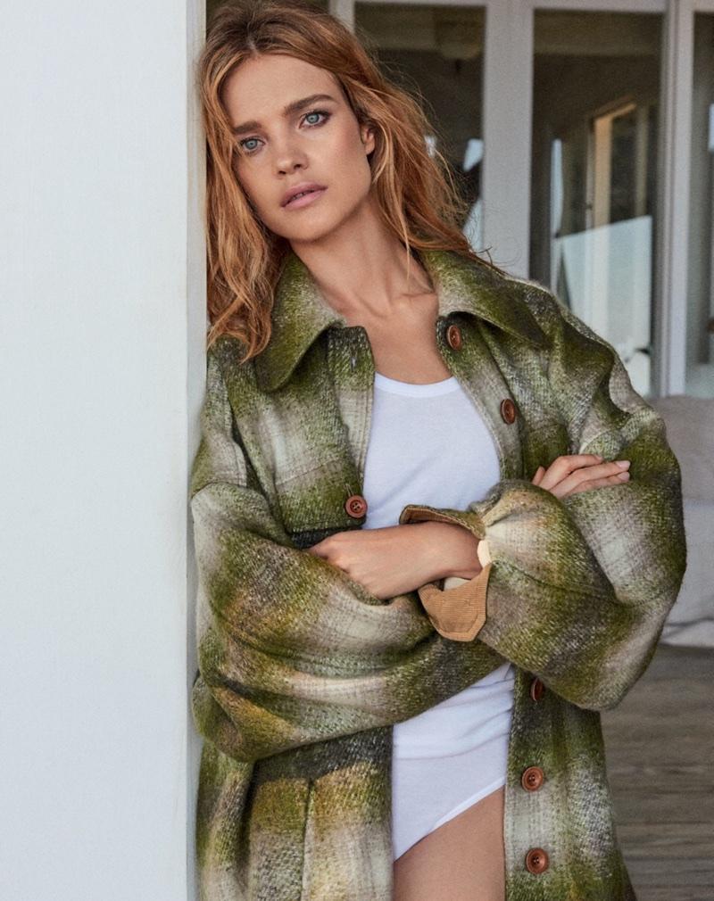 Наталья Водянова в Vogue Russia
