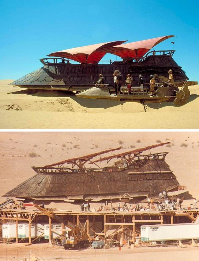 В 80-е снимать фантастику могли только те, кто мог из картона и изоленты склеить космический корабль