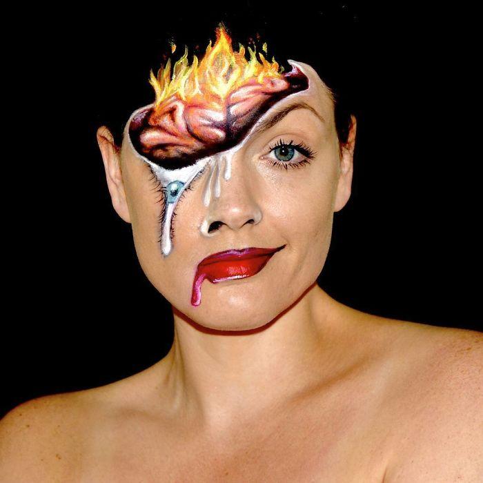 10 идей от гениального визажиста Саманты Стейнс для вечеринки на Хэллоуин