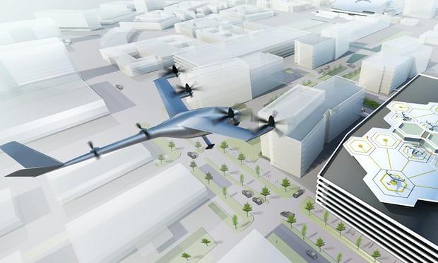 Uber планирует использовать как пилотируемые, так и беспилотные летательные аппараты. Летающее такси
