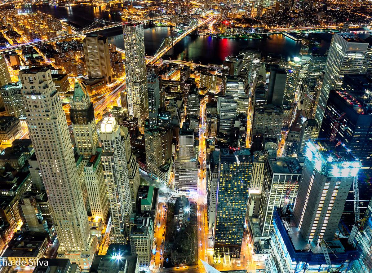 Согласно докладу, укрепление доллара и местная инфляция делают Нью-Йорк одним из самых дорогих мегап