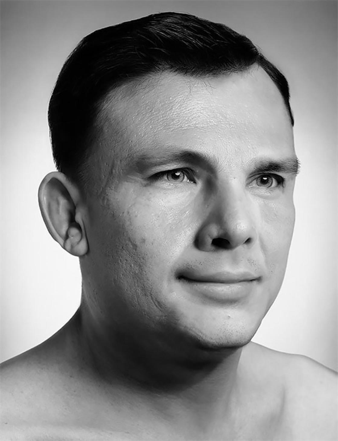Yury Alekseyevich Gagarin