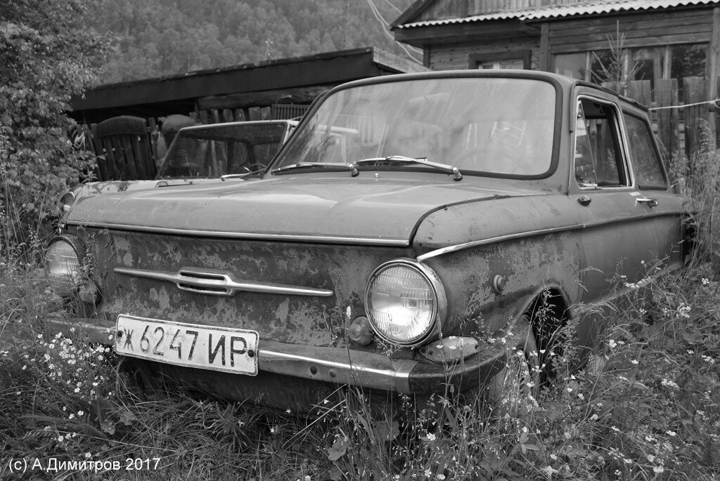 ЗАЗ-968 Запорожец