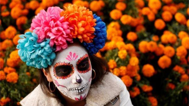 Вдохновение Мексики: День Мертвых. Кто такая Катрина (catrina)?