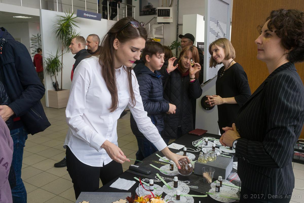Презентация Lada Vesta SW Агат Саратов фото 3