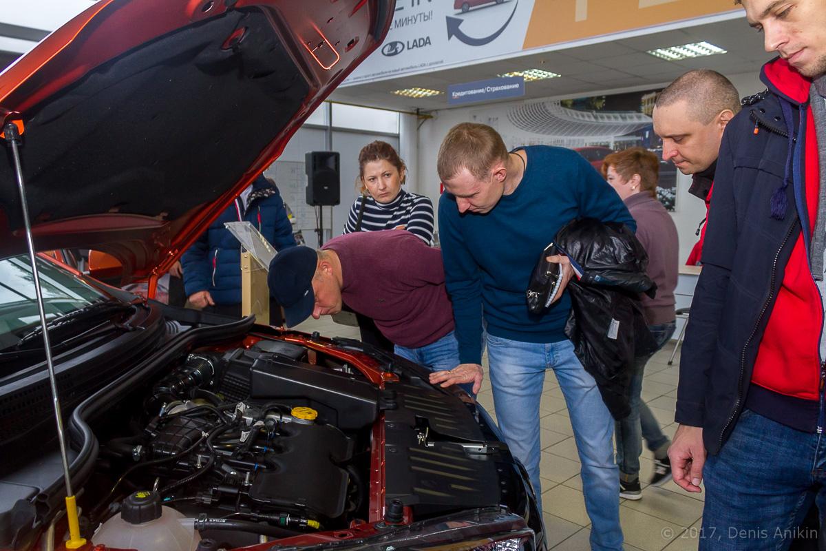 Презентация Lada Vesta SW Агат Саратов фото 6