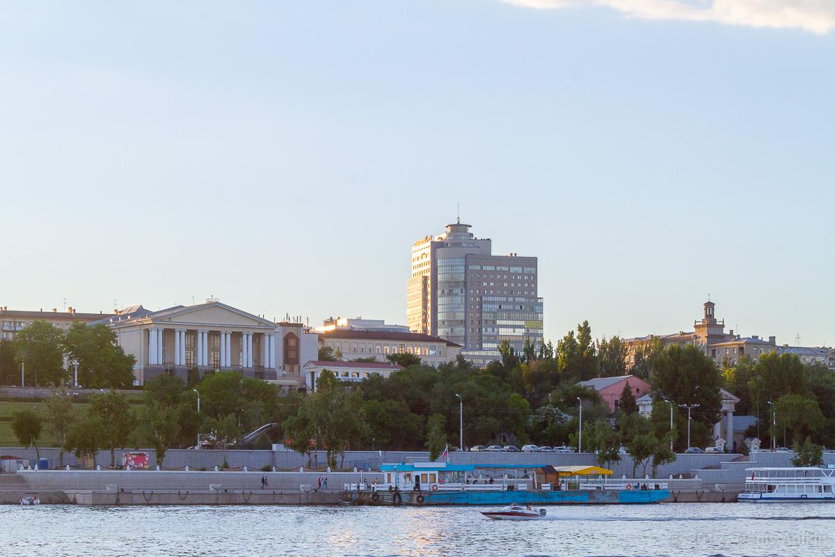 проплывая Волгоград фото 6
