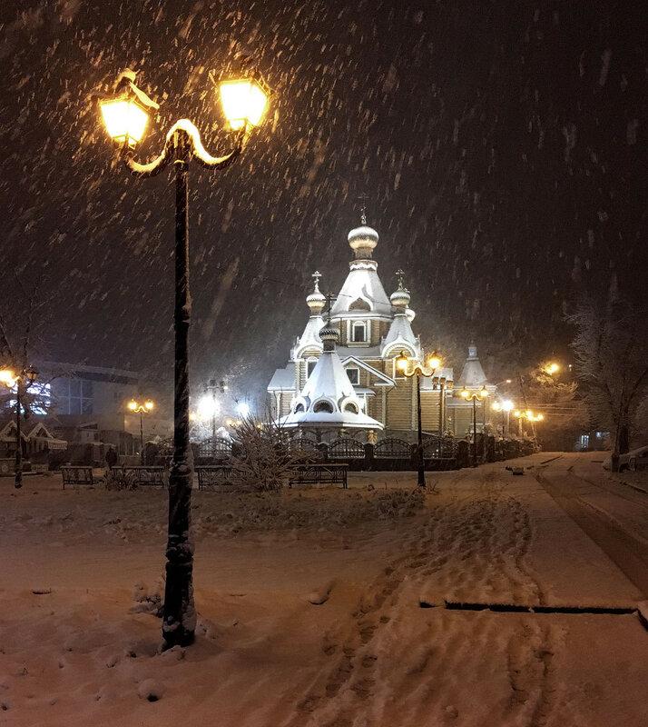 Рождество Воронеж