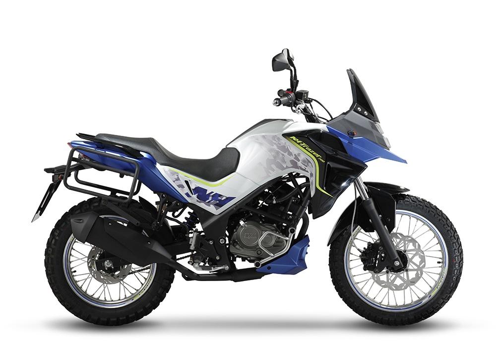 EICMA 2017: кроссовер SYM NH-Trazer 200 2018