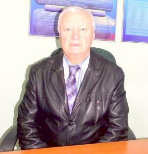 Александр Антоненков, ветеран МВД, бывший начальник милиции, полковник милиции