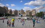 Киев, лето