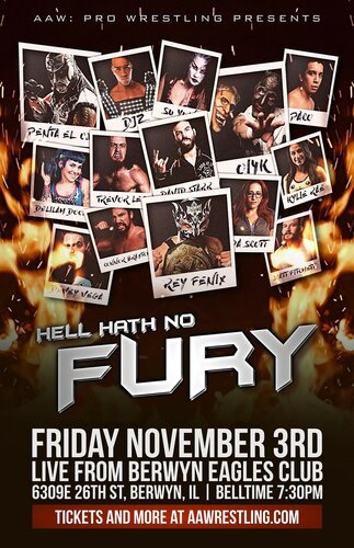 Post image of AAW Hell Hath No Fury 2017