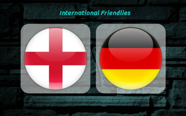 Англия – Германия (10.11.2017) | Товарищеский матч 2017